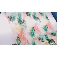 Woven 100% Rayon Printed Viscose Twill fabric