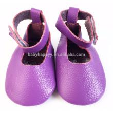 Großhandel schöne Kinder Mary Jane Sommer Baby Lederschuhe