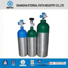 2014 Le plus récent petit cylindre portable d'oxygène (LWH180-10-15)