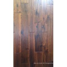 A acácia lisa projetada nova da categoria do Abcd projetou o revestimento da madeira maciça