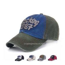 Großhandels-preiswerte fördernde Baseballmütze und Hut