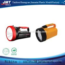 injection plastic LED flashlight mold