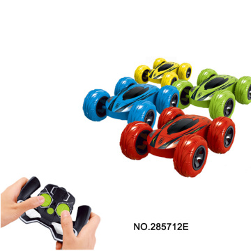 2.4G Stunt Car W / Light & Music Toys para niños