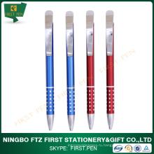 Большой клип Металлическая ручка с логотипом