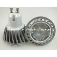 Lampe à LED 5W Coupe GU10 / E27 / MR16