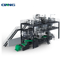 High Quality Automatic Non Woven Fabric Making Machine, Multi-functional Spunbond Production Line