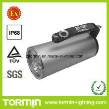 Rechargeable Explosion Proof LED Torch Lamp Search Lamp in Hazardous Location