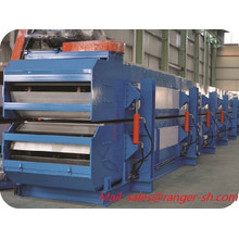 Discontinuous Polyurethane Sandwich Panel Machine China supplier