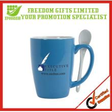 Advertising Beautiful Logo Printed Exquisite Ceramic Coffee Cup