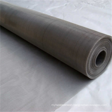 Magnetic Grade 430 stainless steel mesh screen 10 20 40 60 80 mesh stainless steel Sugar filter mesh