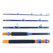 Equipamento de pesca TVR008 Nano Travel Trolling Fishing Rods