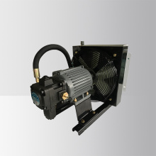 Máquina de intercambio de fluidos de transmisión