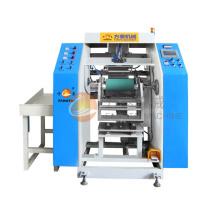 Máquina automática de rebobinamento de alta velocidade