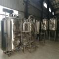 Cervecería 1000L, 2 recipientes Brewhosue de acero inoxidable