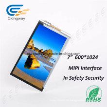 """Helligkeit 800nit 7 '""""Mipi-Schnittstelle LCD-Display"""
