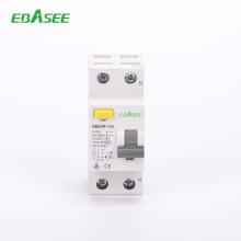 list electrical accessories 2P,4P AC,A,S type rcd schutzschalter
