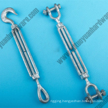 Drop Forged Carbon Steel Turnbuckle Us Type Turnbuckles Manufacturer