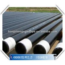De Buena Calidad De alta densidad de aislamiento térmico de tubería de acero