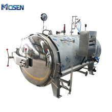 Commerce Pressure Food Retort Steam Sterilization Autoclave Manufacture
