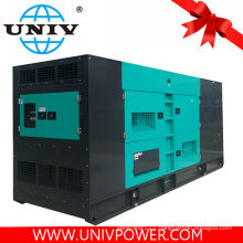 500kVA U. S Cummins Qsx15-G8 Engine Powered Silent Diesel Generator Set