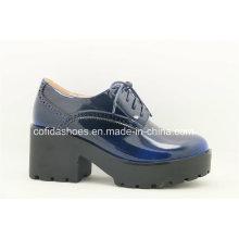 Fashion Comfort Trendy High Heels Lady Shoe