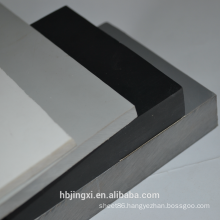 Grey PVC Rigid Plastic Sheet / Board