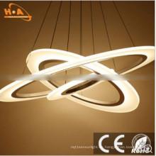 Lámpara colgante única popular Home Acrylic Material