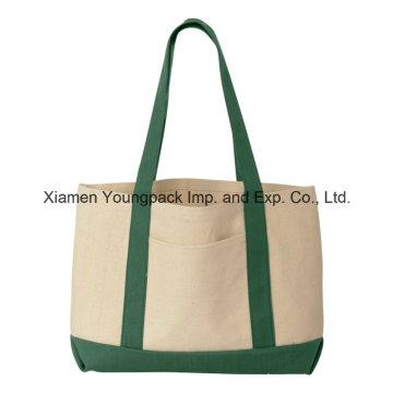 Wholesale Custom Large Waterproof Boat Tote Canvas Bag