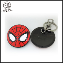 Marvel Spider Man key rings metal