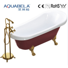 Estilo Europeo clawfoot clásico Hot Tub (JL622)