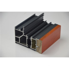Aluminium / Aluminium-Legierungsprofil für Schiebefenster und Türrahmen
