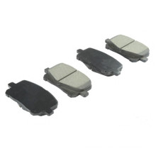 D1227 04465-28410 spare part of brake pad for toyota