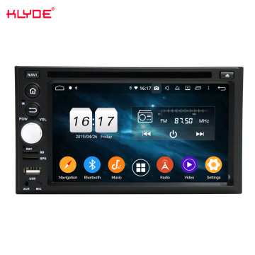 "Android 10 2din universal 6.2 ""Auto-DVD-Player"