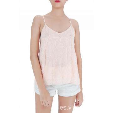 Summer Casual Girls Camisetas de tirantes