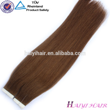 Full Cuticle 100% Unprocessed Virgin Remy Double Drawn Tape Hair Extensions