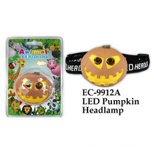 LED Pumpkin Headlamp