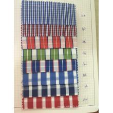 Tissu 100% coton Y / D (ART NO UYDFYA01-8)