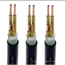 Copper core PVC/PE /XLPE/F46 insulation AL-plastic tape twisted PVC sheath instrument cable low voltage