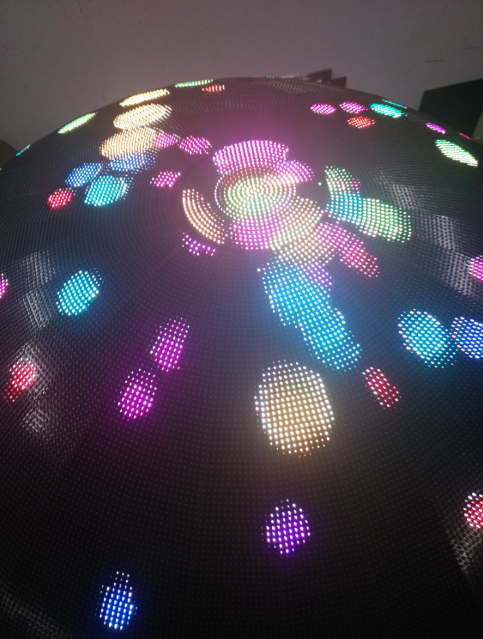 Led Globe Display Screen