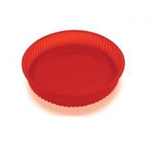Molde de torta de silicona redonda personalizada LFGB