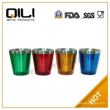 45ml stainless steel beer auto cups