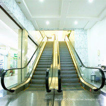 Professional Manufacturer Commercial Centre Indoor Electric VVVF Escalator Design By XIWEI