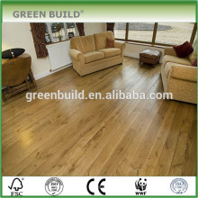 22mm Anti-Scraped Smooth Gloden Oak Look Laminate Flooring Sale