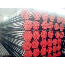 DIN 1629 ST37.0 ST44.0 ST52.0 6 polegadas aço tubos, sem costura