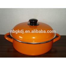 Sopa de sopa caliente de cocinar del esmalte de la venta soperas calientes de sopa de cocinar del esmalte de la venta