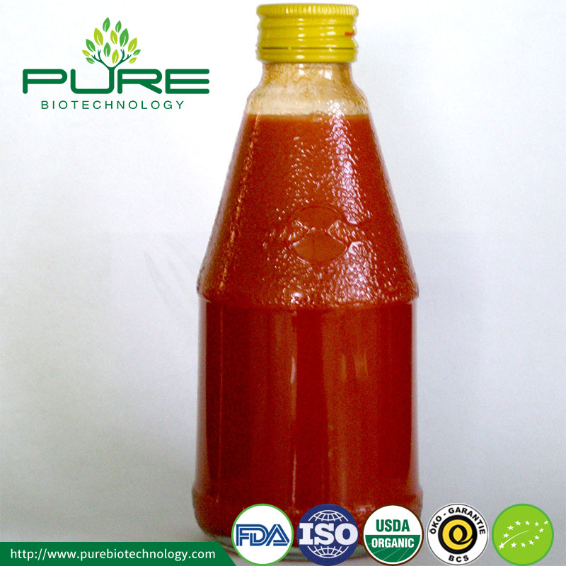 Natural Wolfberry juice concentrate