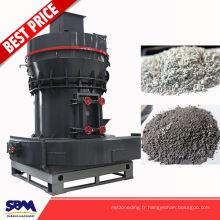 2018 Usine prix usine de traitement de poudre de gypse