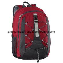 Fashion Red 30 Litre Versatile Backpack Bag for Travel