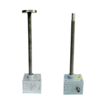 Worm Gear Jack Lift With Long Stroke