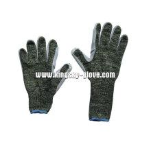 Resistência de corte de malha de metal aço aramida luva-2309